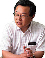 東京大学大学院 坂本雄三教授 (現在は独立行政法人 建築研究所 理事長)