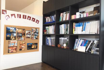 ヤマト住建 ヤマトギャラリー伊勢崎店の体感コーナー
