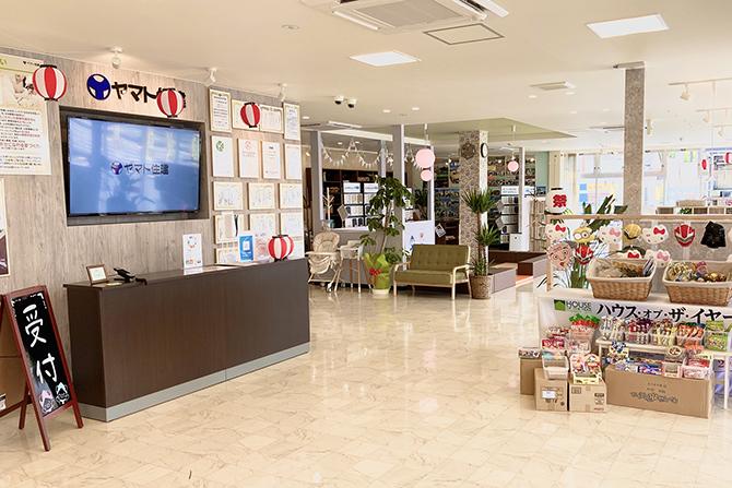 住まいのギャラリー高崎店へようこそ 賑やかで楽しい空間です