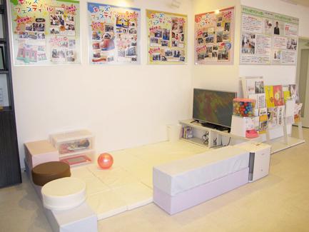 ヤマト住建 京都南店のキッズコーナー