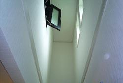 ▲通常は光熱費が高くなるので嫌がられる吹き抜けを 2箇所も採用、それもエネージュだからこそ成せる間取り。