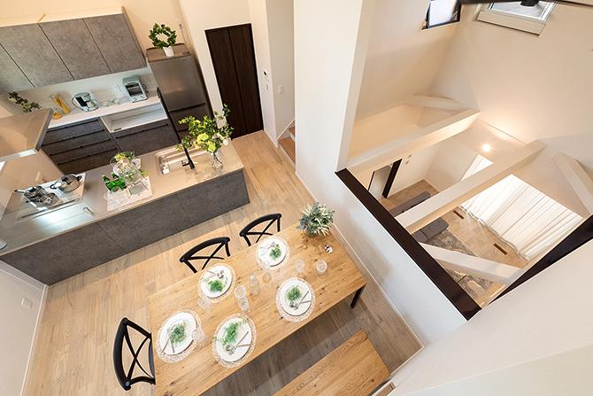 ヤマト住建 住まいのギャラリー三木店のモデルハウス