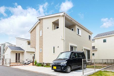 千葉県船橋市:ZEH/外観