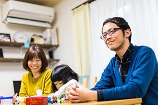 千葉県船橋市:ZEH/インタビュー風景