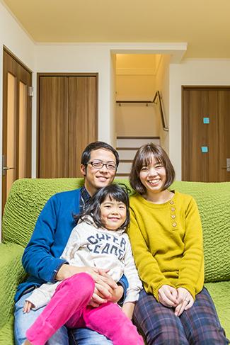 千葉県船橋市:ZEH/ご家族