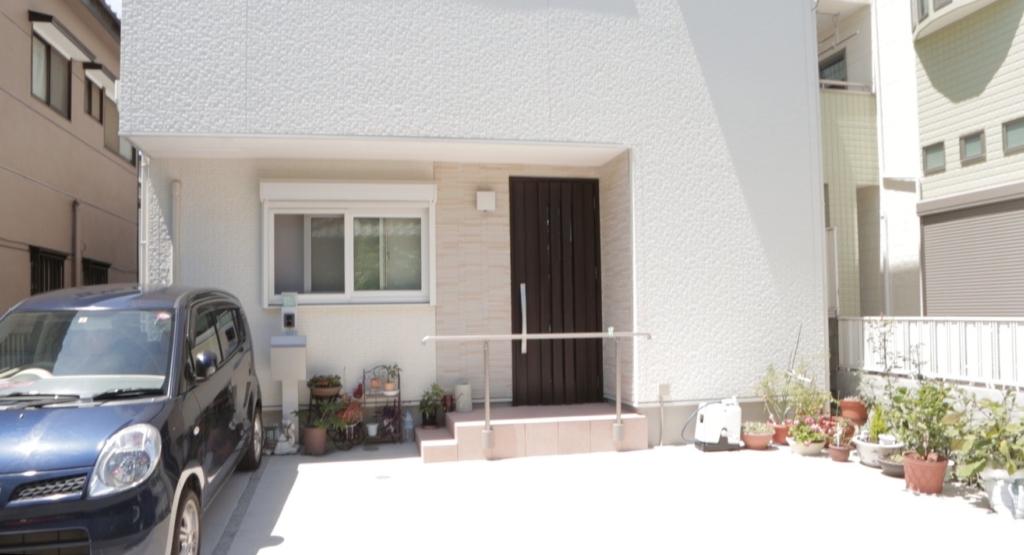 【建て替え:さいたま市】外観/庭/駐車場