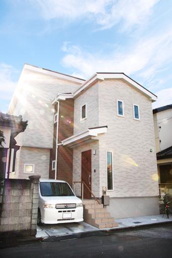 【建て替え:千葉県松戸市】外観/ZEH