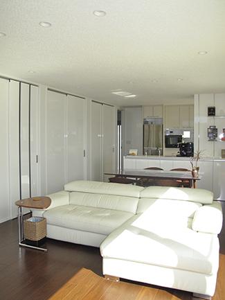 【エネージュ:神戸市灘区】LDK/収納/ハイドア