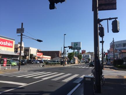 ヤマト住建 彦根店へのアクセス