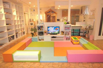 ヤマト住建 加古川店のキッズコーナー