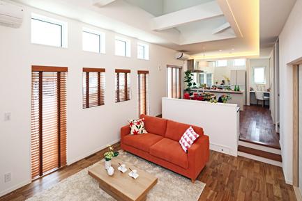 ヤマト住建 西神戸店のモデルハウス