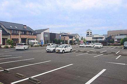 ヤマト住建 堺泉北住宅展示場の駐車場