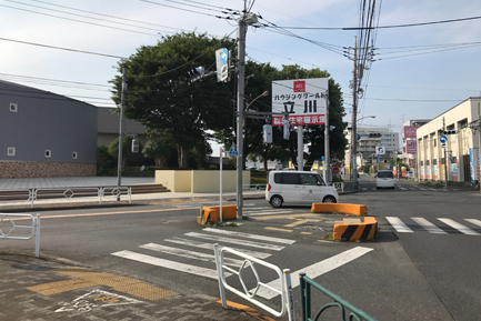 ヤマト住建 立川住宅展示場へのアクセス