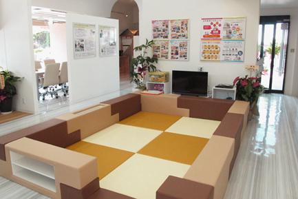 ヤマト住建 和歌山店のキッズコーナー