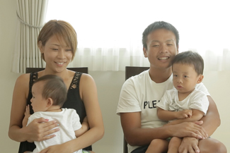 兵庫県伊丹市:太陽光発電システム/ご家族