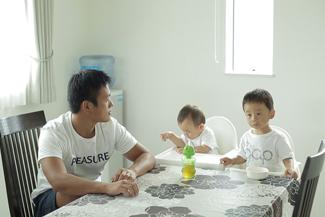兵庫県伊丹市:太陽光発電システム/キッチン