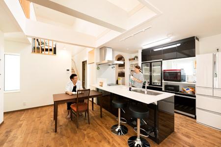 兵庫県加東市:ZEH/キッチン