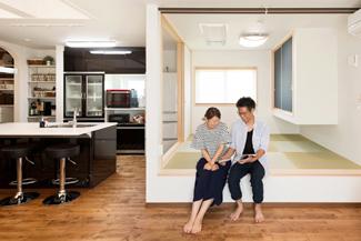 兵庫県加東市:ZEH/和室