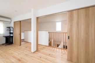 兵庫県加東市:ZEH/子供部屋