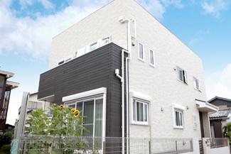 埼玉県さいたま市:屋上庭園/外観