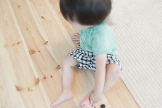 埼玉県さいたま市:屋上庭園/無垢床