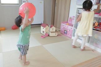 埼玉県さいたま市:屋上庭園/和室