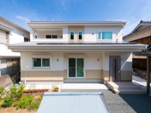 兵庫県高砂市:建て替え/外観