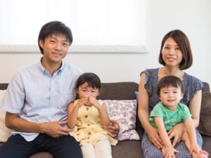 埼玉県さいたま市:屋上庭園/ご家族