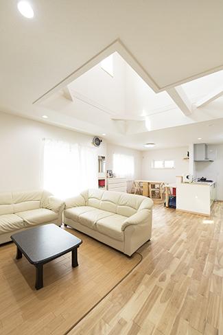 兵庫県高砂市:建て替え/リビング