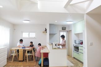 兵庫県高砂市:建て替え/キッチン