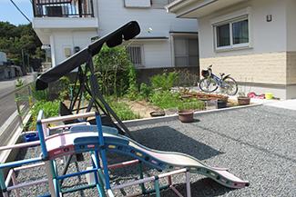 兵庫県高砂市:建て替え/ブランコ