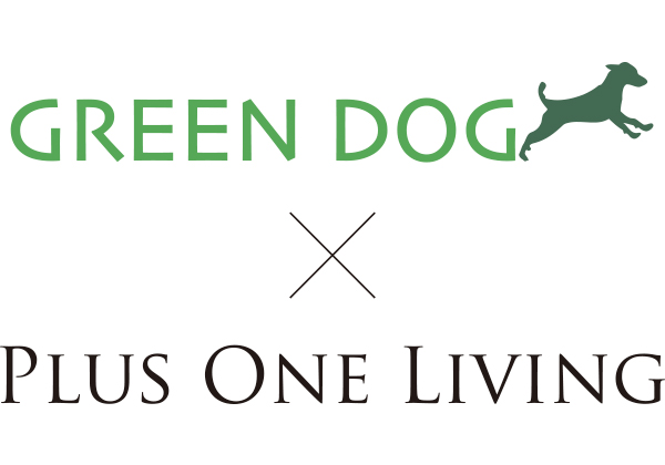 GREEN DOG×JUST ONE LIVING