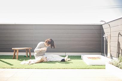 屋上庭園イメージ