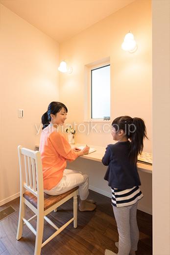 [和歌山県和歌山市:モデルハウス]和歌山住宅展示場/ダブル断熱/ZEH/全館空調/ママカフェ