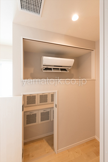 [和歌山県和歌山市:モデルハウス]和歌山住宅展示場/ダブル断熱/ZEH/全館空調/空調室
