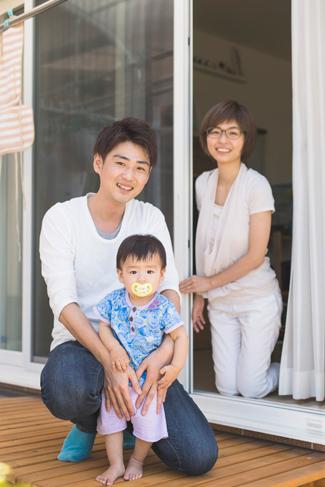 兵庫県加古川市:高気密/ご家族