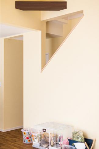 群馬県太田市:全館空調/リビングイン階段