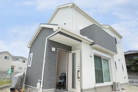 神戸市西区:大きな窓の家/外観
