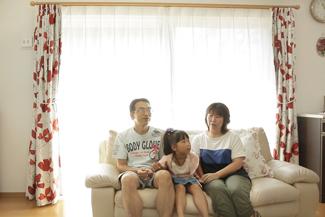 兵庫県西宮市:太陽光/リビング