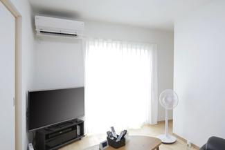 大阪府泉佐野市:太陽光発電システム/リビング