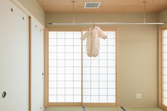 滋賀県彦根市:全館空調 ZEH/和室