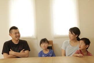 兵庫県加古川市:太陽光発電システム/ご家族