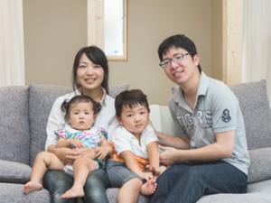 兵庫県三田市:太陽光発電システム/ご家族