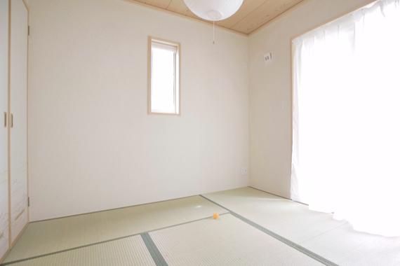 兵庫県三田市:太陽光発電システム/和室