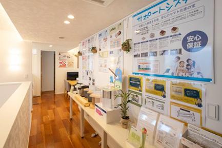 ヤマト住建 横浜住宅展示場の体感コーナー