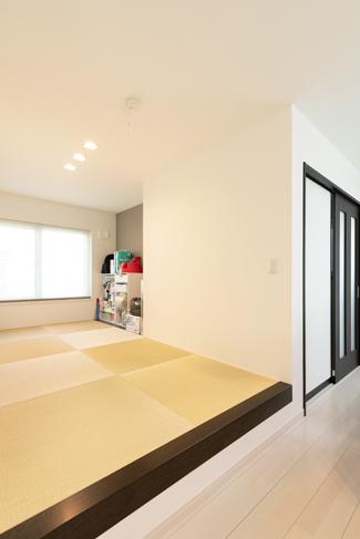 神戸市西区:ZEH/和室