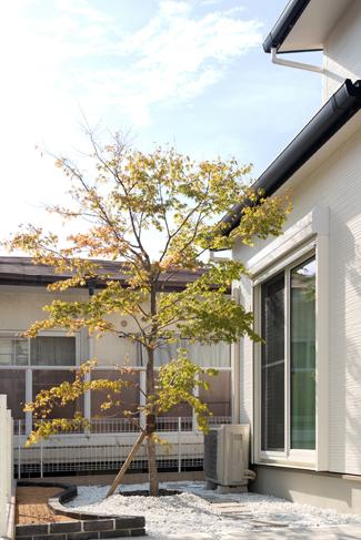 神戸市西区:ZEH/庭