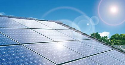「9月のオト9(ク)!防災住宅キャンペーン」の万が一の災害に備えた特典1「太陽光発電」