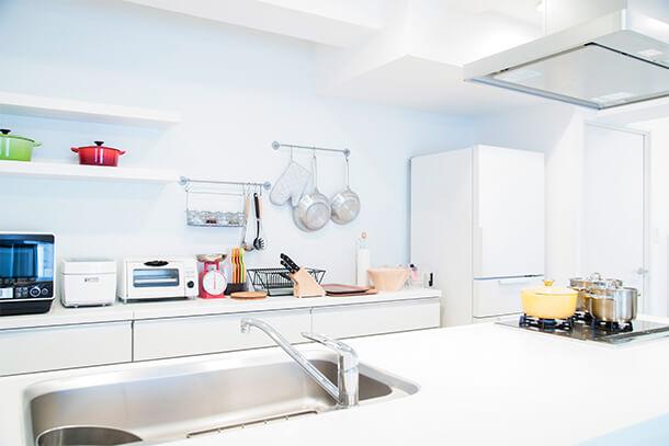 キッチンの設備